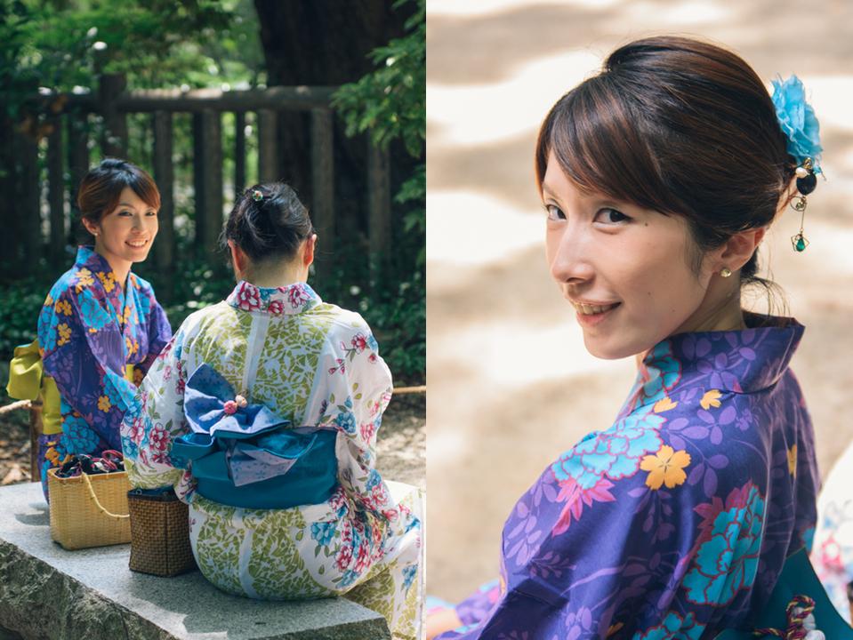 JAPAN - KYOTO - GARDENS