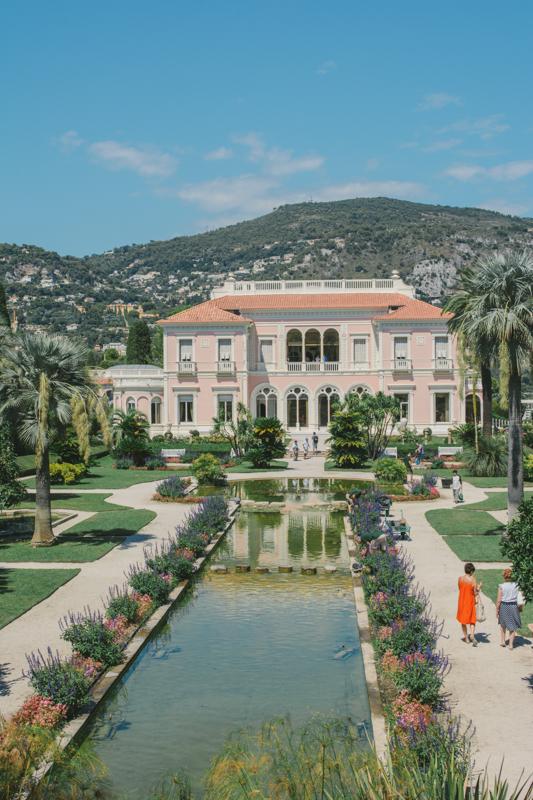 Villa Ephrussi de Rotschild.