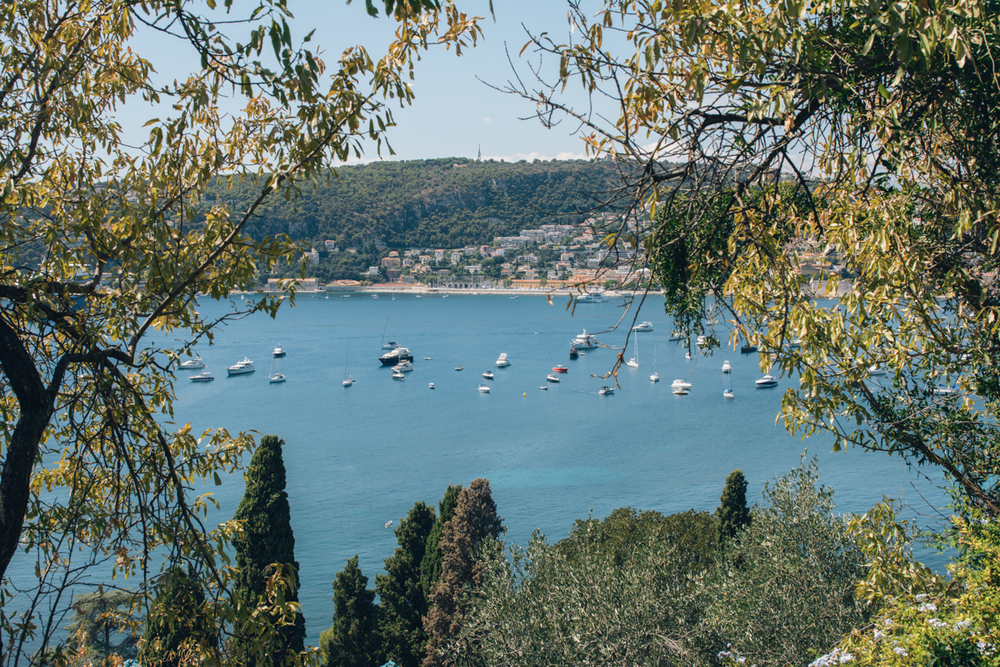 France - St. Jean Cap Ferrat - Villa Ephrussi de Rotschild.
