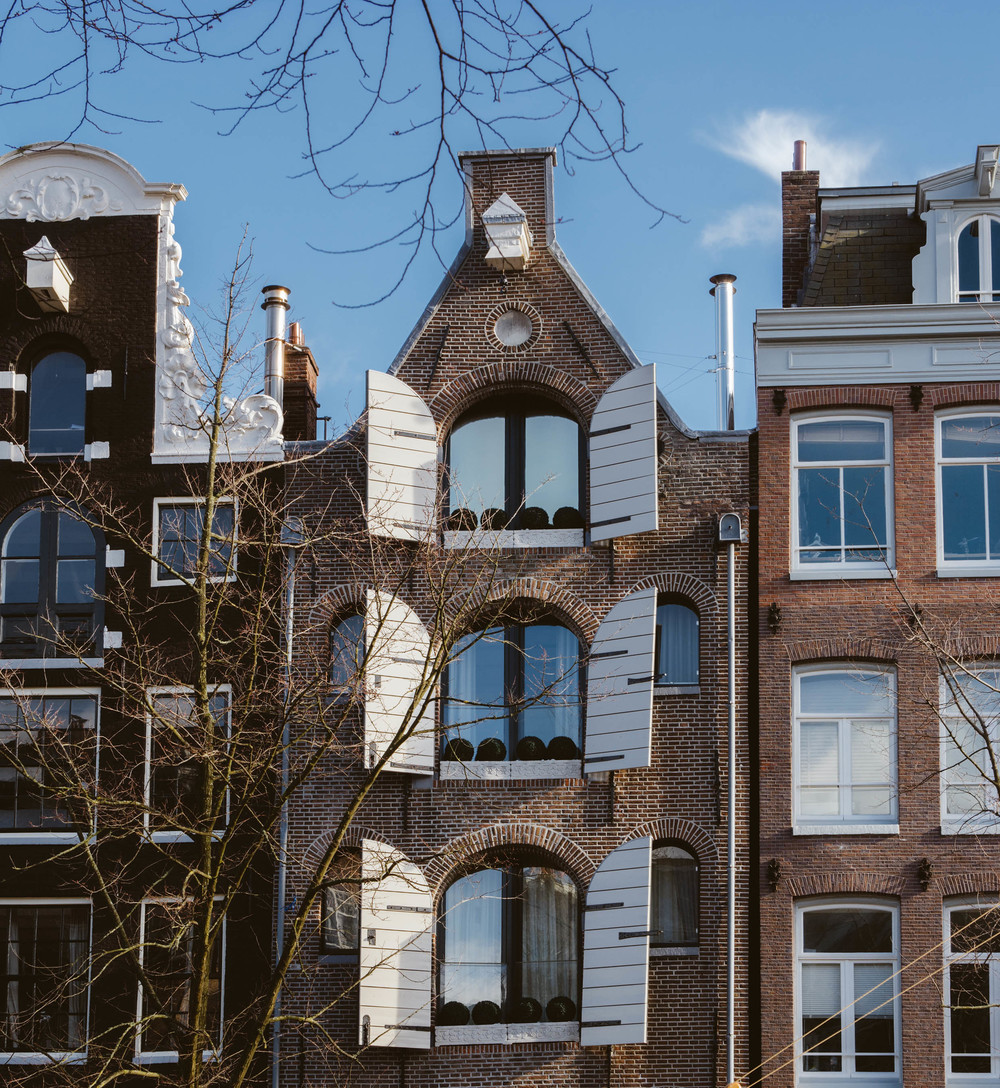 Amsterdam's Houses.