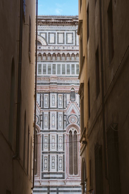 Florence Italy - Via Tolila