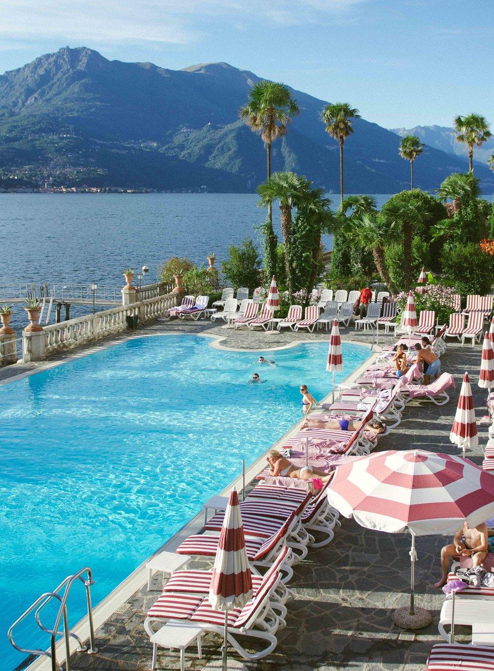 LAKE COMO ITALY - VIA TOLILA