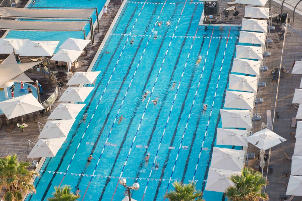 GORDON POOL TEL AVIV - VIA TOLILA
