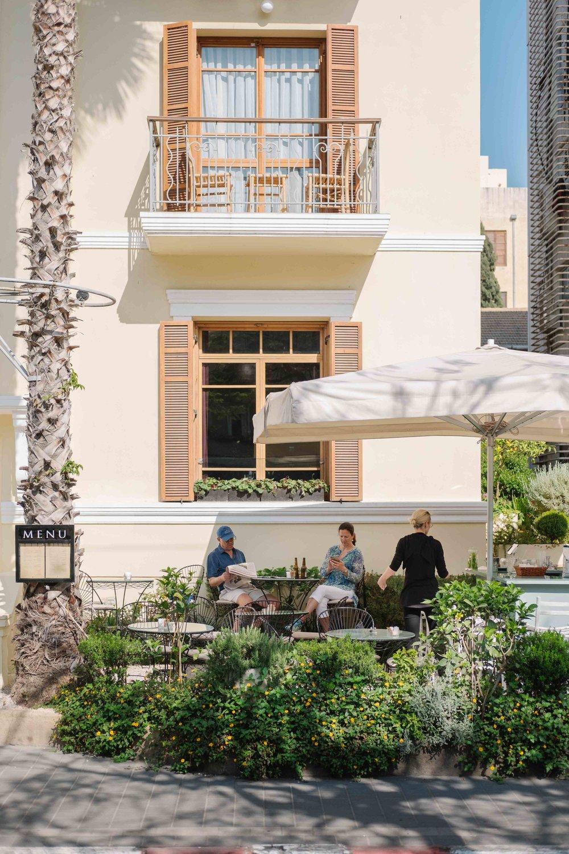 HOTEL ROTHSCHILD 96 _ TEL AVIV - VIA TOLILA
