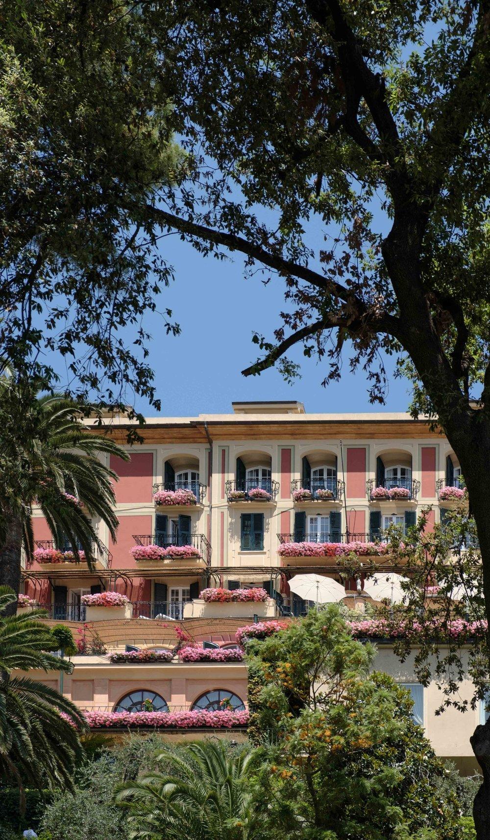 BELMOND HOTEL PORTOFINO - VIA TOLILA