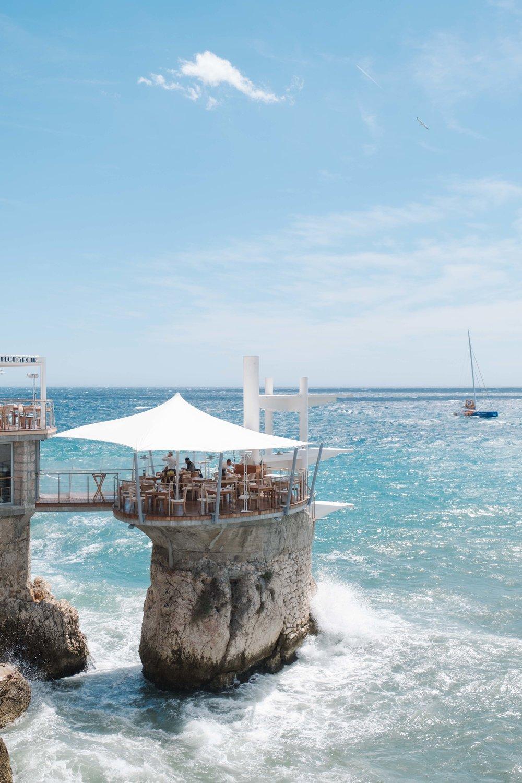Plongeoir Nice - Via Tolila