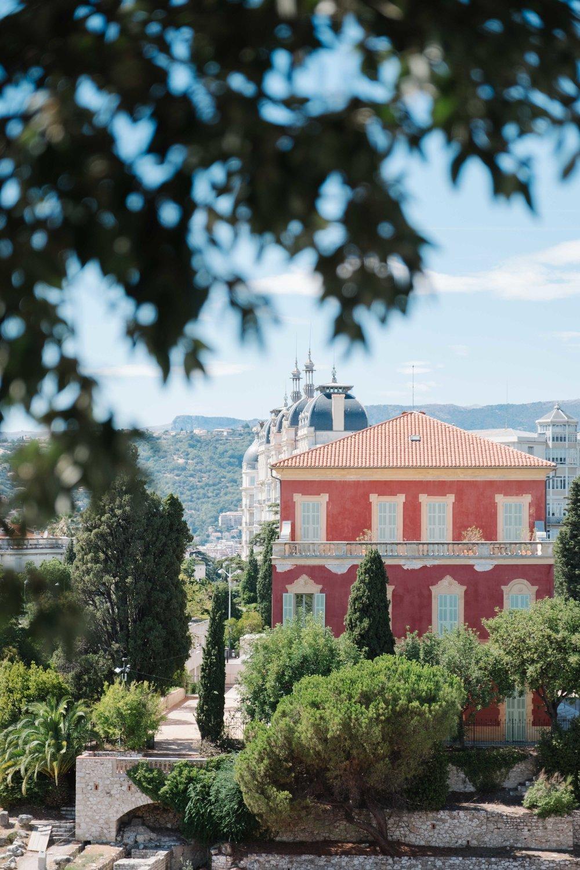 Musée Matisse Nice - VIA TOLILA