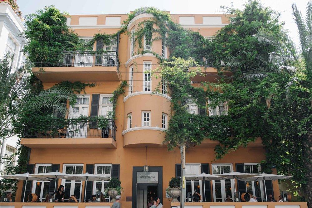 HOTEL MONTEFIORE- VIA TOLILA