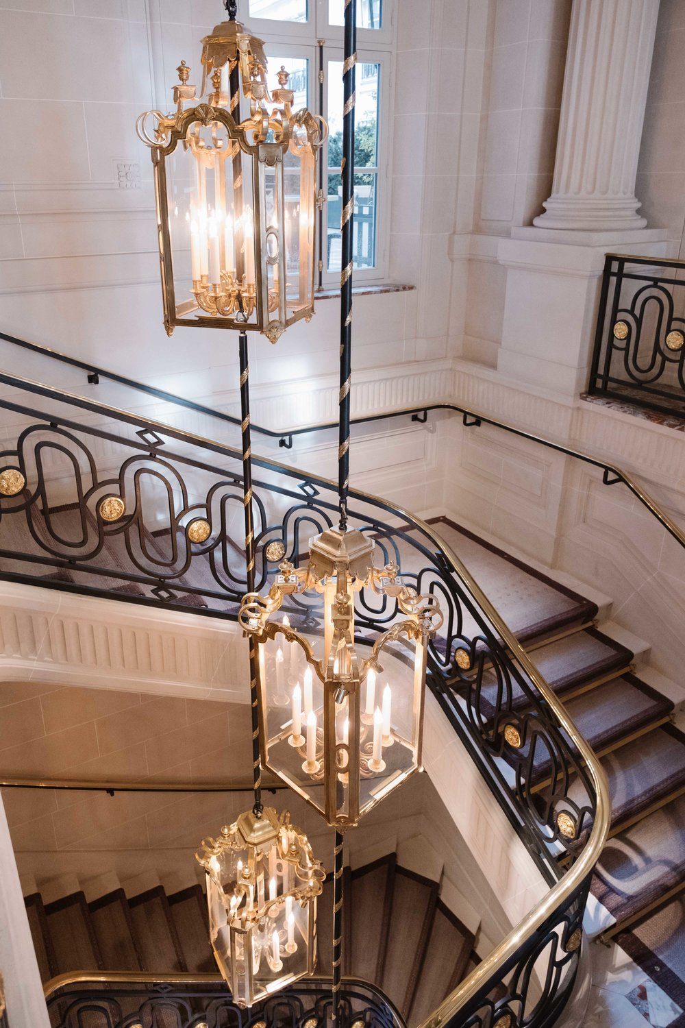 Hotel Crillon Paris - Via Tolila