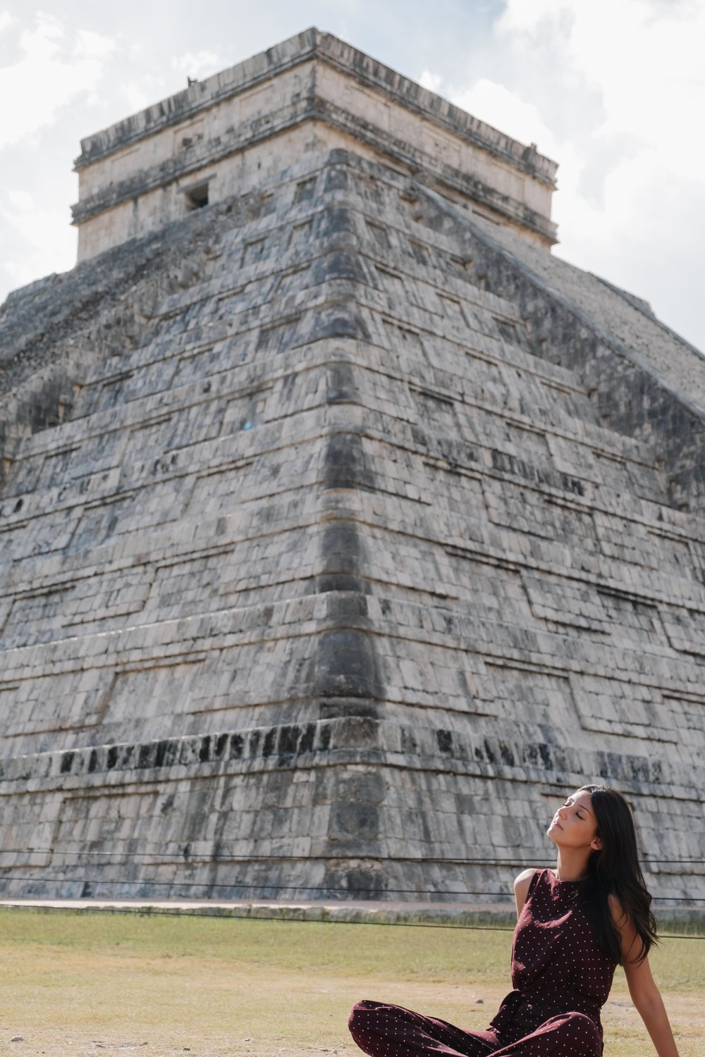 CHICHEN ITZA MEXICO - VIA TOLILA