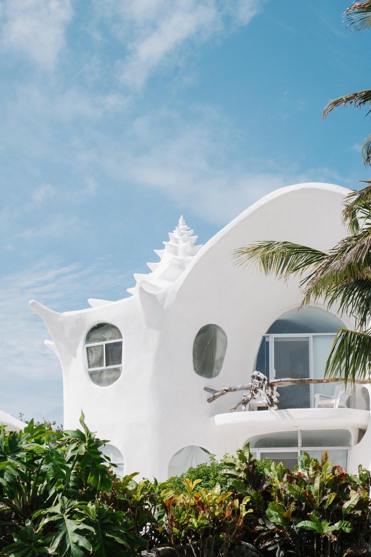 Isla Mujeres - Via Tolila