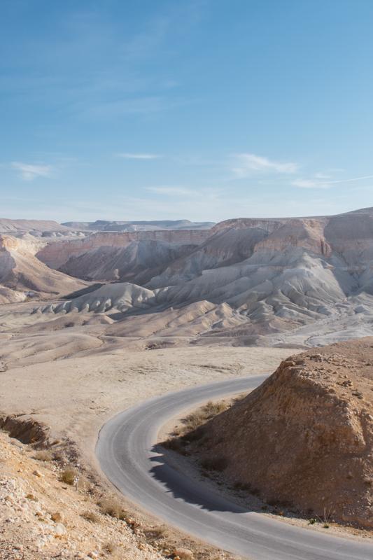 Negev Israel - Via Tolila