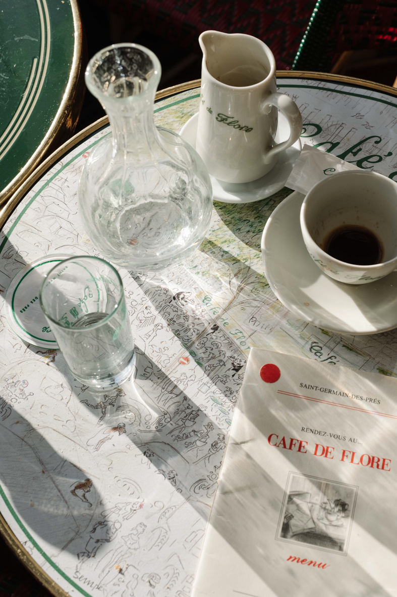 CAFE DE FLORE BY VIA TOLILA