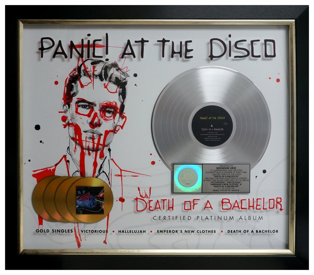 Panic at the Disco - Death of a Bachelor award photo.jpg