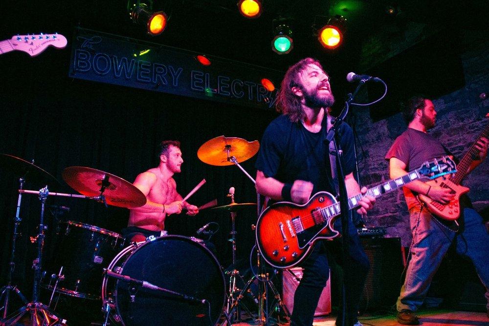 Band Bowery
