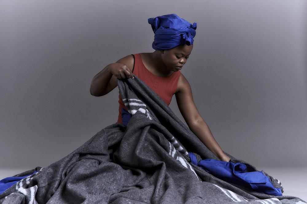 Nobukho Nqaba  Ndikhangela wena (Searching)  Giclée print, ed of 8  59.4 x 84.1 cm