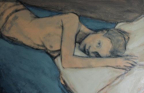 Charisse Gardiner  Anima II  Oil on canvas  53 x 80 cm