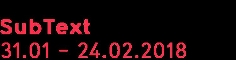 SubText Jan Feb Loop - 31 jan
