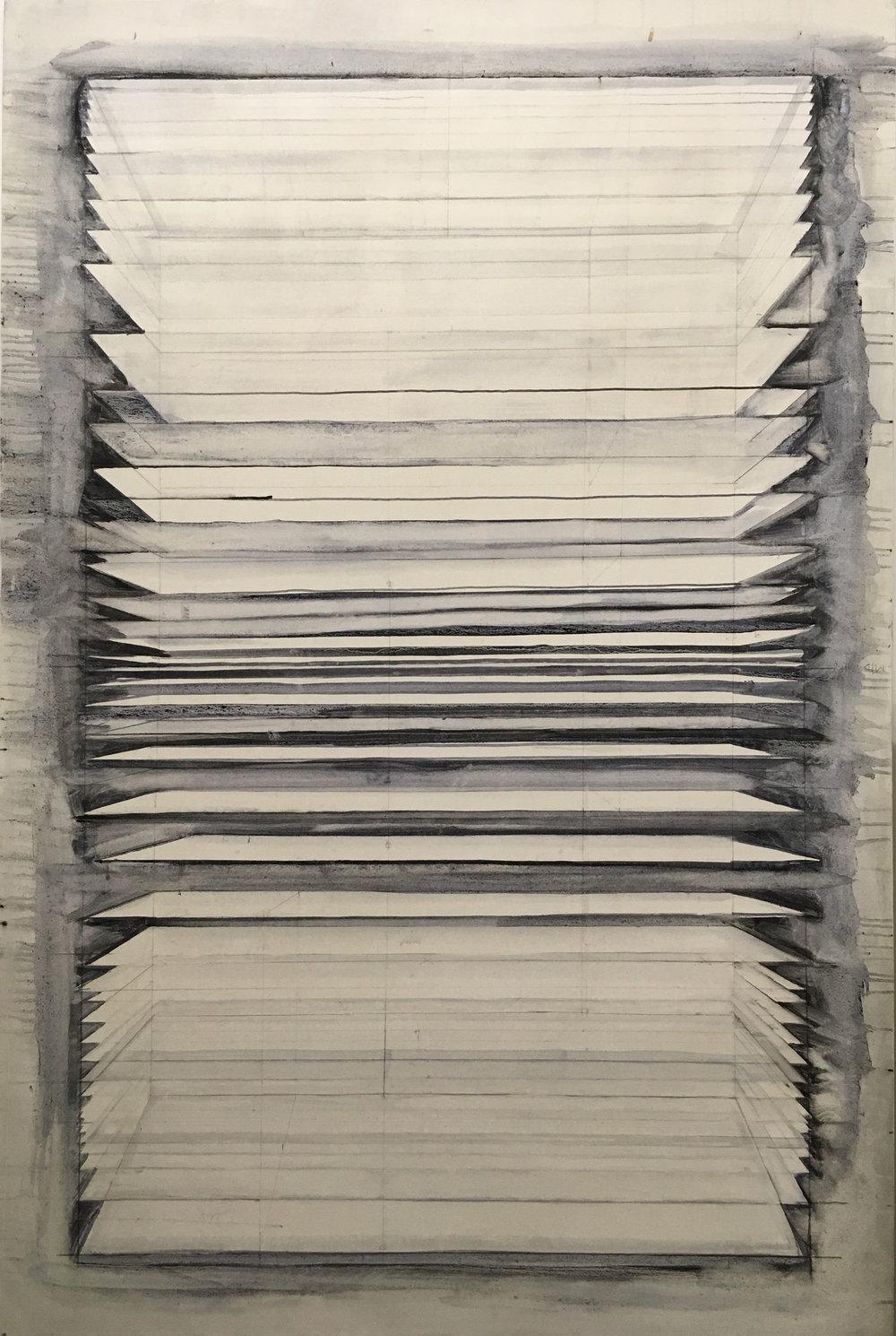 Daniel Nel  Book  Oil on canvas  178 x 120cm