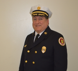 deputy chief - peter huf (promoted member)