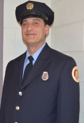 firefighter / emt - mike fusco
