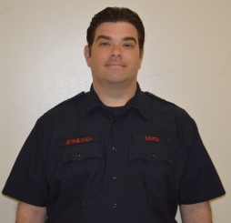 firefighter / emt - mike jernegan