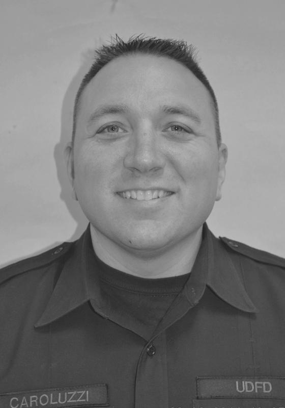 Firefighter Sam Caroluzzi