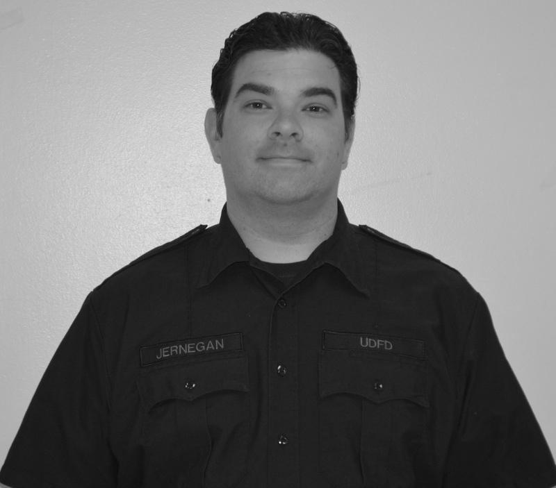 Firefighter/EMT Michael Jernegan