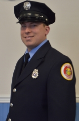 firefighter / emt - andrew hunger