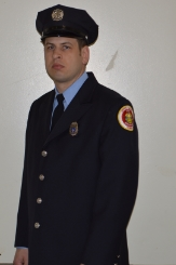 Captain Dave Gallagher UDFD/37 B Platoon