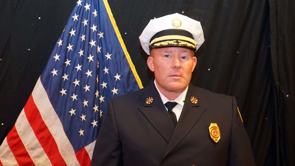 deputy chief  - william norris (promoted member)