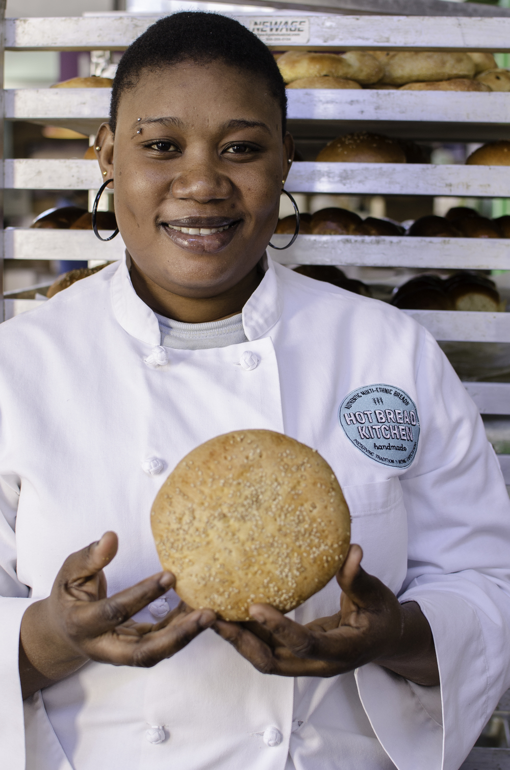 Bakers in Training Graduate Oumou
