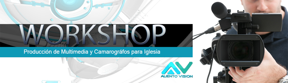 workshop cameras Alientovision