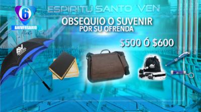 SI DESEA HACER UNA DONACION DE $500 O $600 PUEDE PRESIONAR AQUI