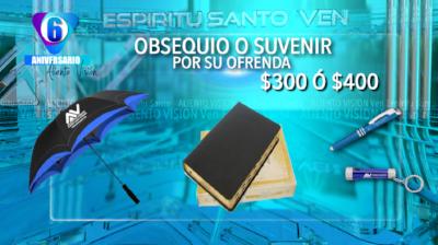 SI DESEA HACER UNA DONACION DE $300 O $400 PUEDE PRESIONAR AQUI