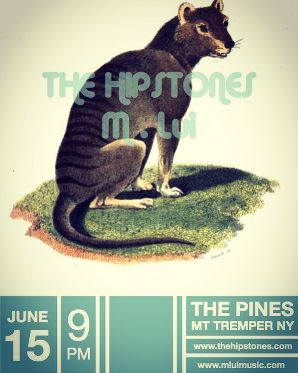 Yes it has been a hot while since we have played for you all but we are excited to announce that @thehipstones #soulduo are playing this Friday night @catskillpines with the amazing @miameego 9pm. #freeshow come join the fun