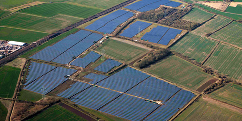 Axiom Developments – Waterloo Solar Park