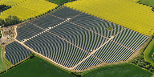 Axiom Developments – Wiggin Hill Solar Park