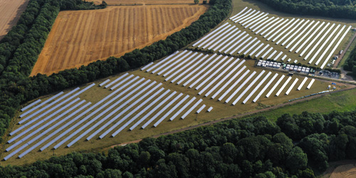 Axiom Developments – Springhill Solar Park