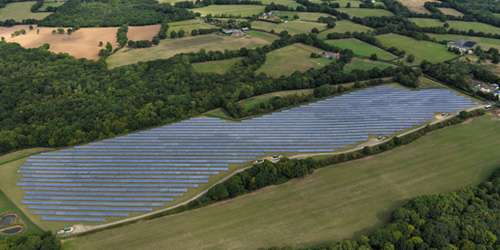 Axiom Developments – Five Oaks Solar Park