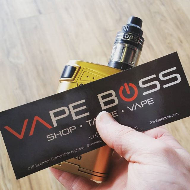 Whatever you're looking for, we'll help you find it.  #vapebosspa #smoktech #obsengine #vapefam #cantstopwontstop #vapelife #alldayvape