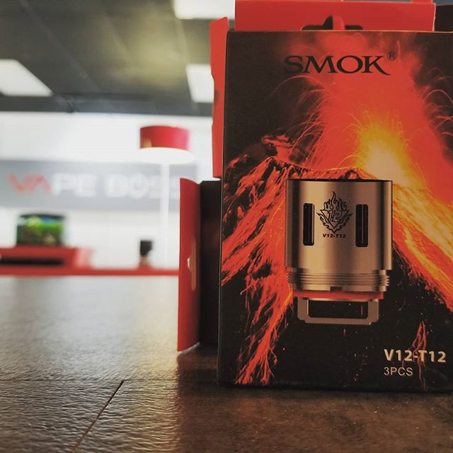 Coils, coils, coils!  We've got 'em all. No matter what you're looking for, we will find it.  #smoktech #improof #vapebosspa #alldayvape #cantstopwontstop #vapeshop #vapecoil #coilporn #coilart #alldayeveryday