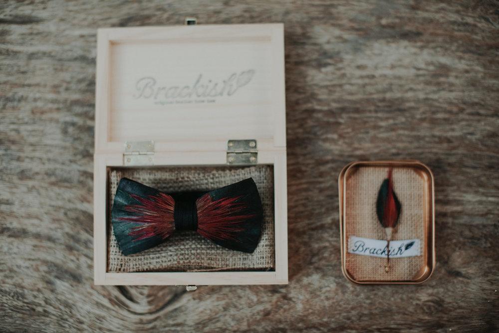 Vintage Haunted Harvest - Wedding Inspiration - Brackish Bow Ties - The Blushing Bird