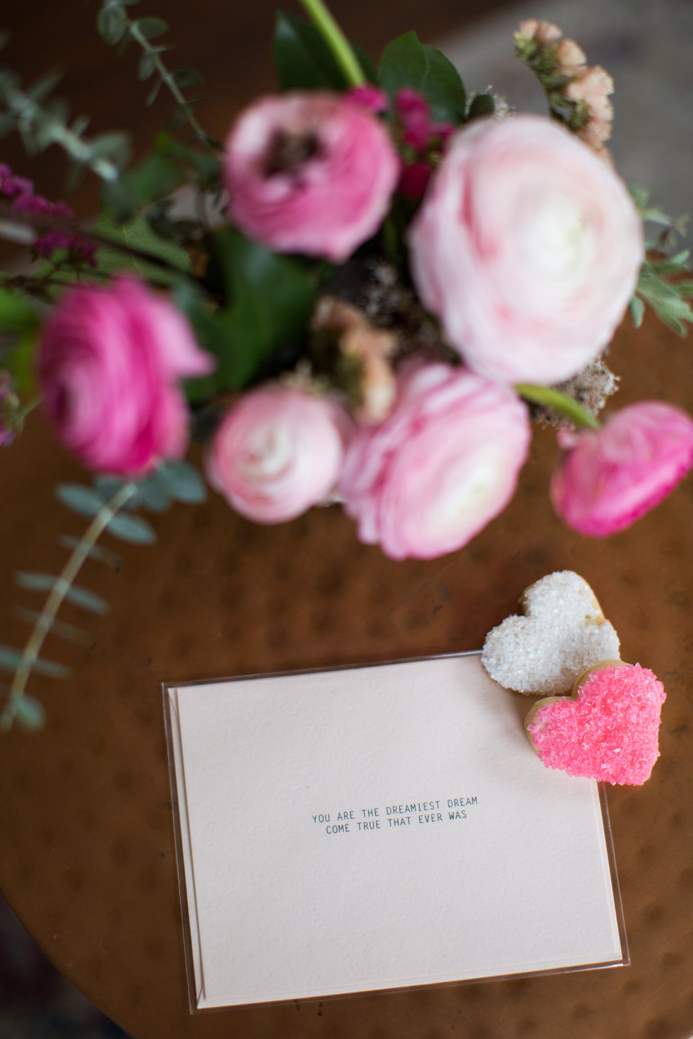 Romantic wedding day cards by Rust & Ivory available in the birdhouse