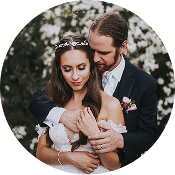 Bridal Guide - Stunning Hair Accessories From Real Weddings