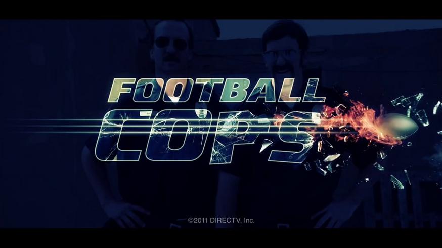 "DIRECTV - ""Football Cops"""