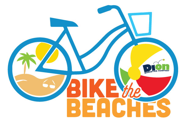 Bike the Beaches with Dion Marketing