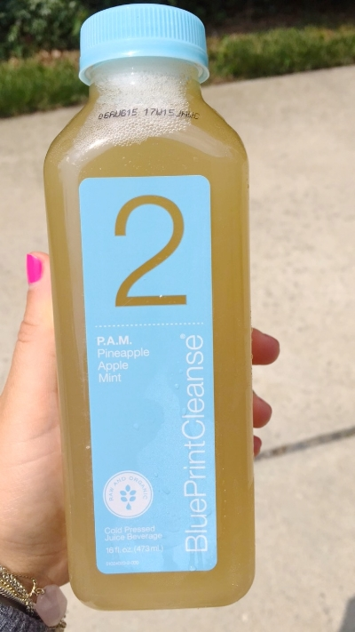 Blueprint cleanse just kale it juice 2 pineapple apple and mint malvernweather Images