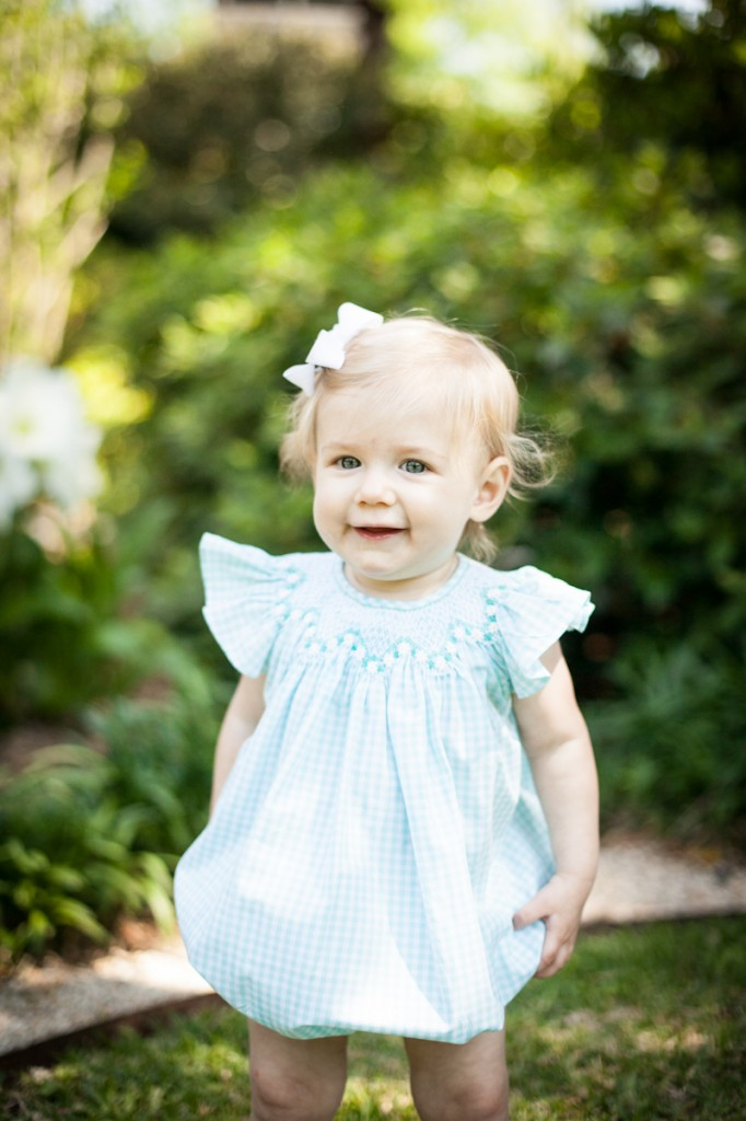 child portraits in baton rouge one year old