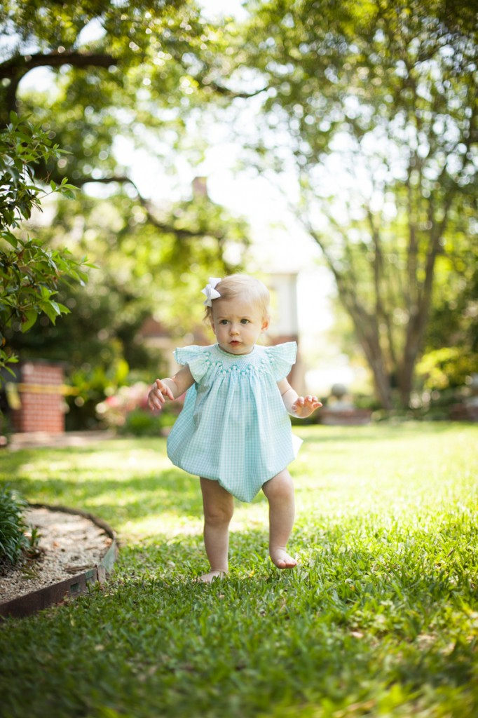 child walking for baton rouge portrait photography